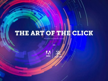 THE ART OF THE CLICK