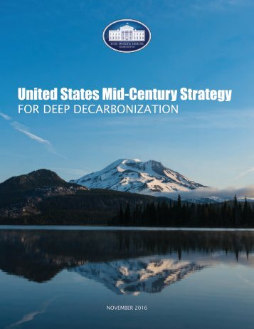 United States Mid-Century Strategy