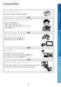 Sony DCR-SX22E - DCR-SX22E Istruzioni per l'uso Svedese - Page 6