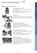 Sony DCR-SX22E - DCR-SX22E Istruzioni per l'uso Svedese - Page 7