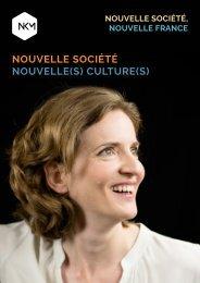NOUVELLE SOCIÉTÉ NOUVELLE(S) CULTURE(S)
