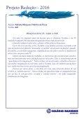 Projeto Redação 2016 - AME EF2 - Page 3
