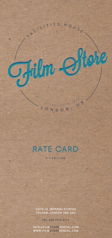 Film Store Rental