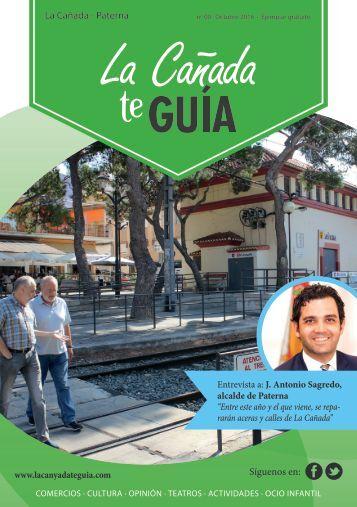 Revista Online La Canyada Te Guía 0000 (Octubre 2016)