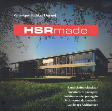 HSRmade - Iris Salathé Rentzel im Interview