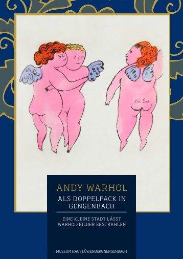 Presse Expose Andy Warhol