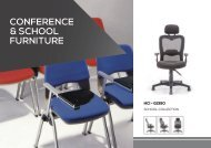 Conference & School Furniture