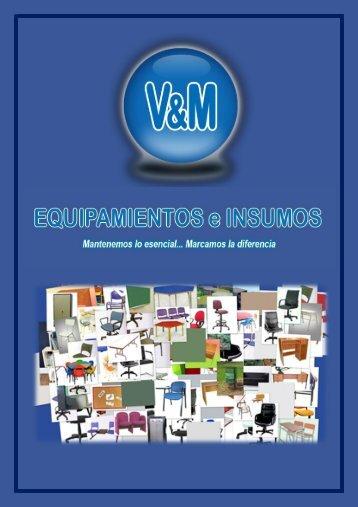 VyM Equipamientos - Catálogo On Line