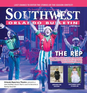 Southwest Orlando Bulletin | November 17 - 30, 2016