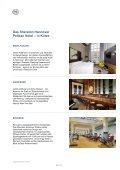 Sheraton Hannover Pelikan - Bankett Mappe - Seite 4