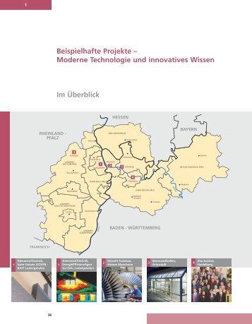 Beispielhafte Projekte - Klimaschutz Rhein Neckar