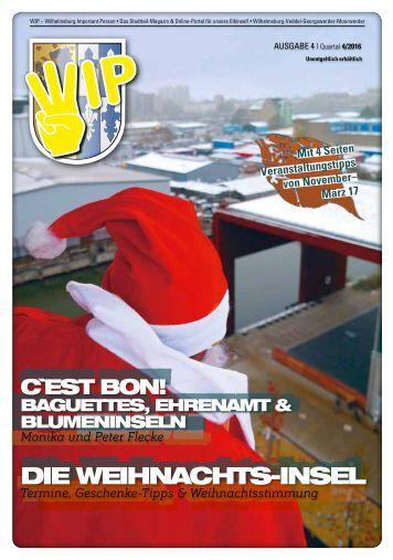 WIP Stadtteil-Magazin Nr. 4/2016