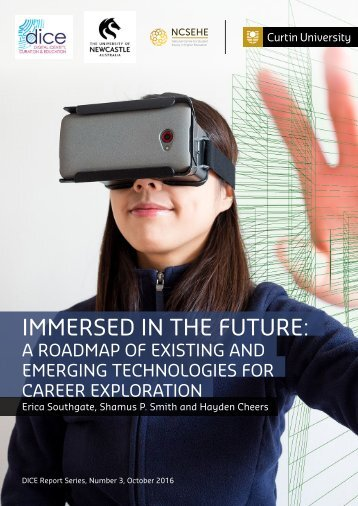 IMMERSED IN THE FUTURE