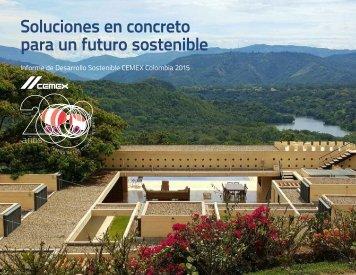 Soluciones en concreto para un futuro sostenible