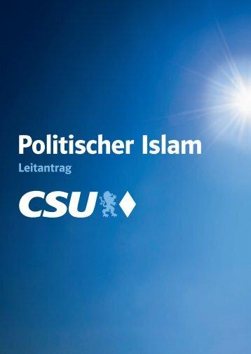 Politischer Islam