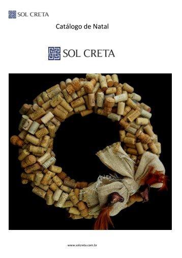 catalogo Cestas Sol Creta