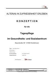 Handbuch Teil II - Arbeiterwohlfahrt Kreisverband Heinsberg e.V.