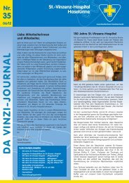 Da Vinzi-Journal_ Juni 2012.pdf - St.-Vinzenz-Hospital