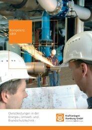 und Brandschutztechnik - Kraftanlagen Hamburg GmbH