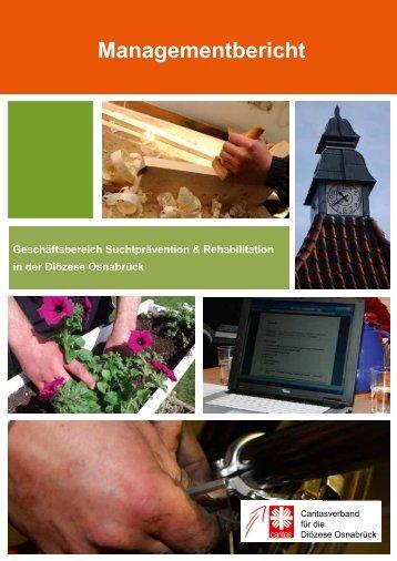 ManaGEMEntBEWERtunG 2010 - Caritasverband für die Diözese ...