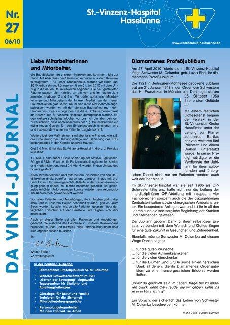 Da-Vinci - St.-Vinzenz-Hospital