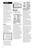 Sony BDV-N790W - BDV-N790W Istruzioni per l'uso Croato - Page 2