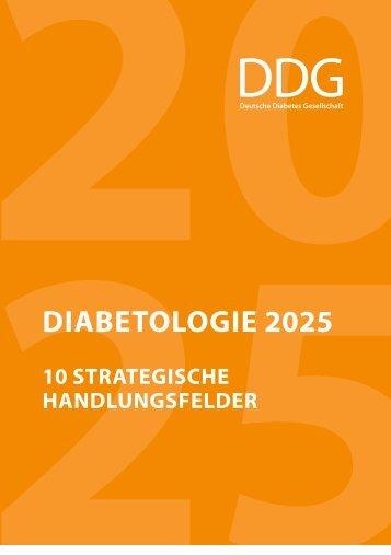 DIABETOLOGIE 2025