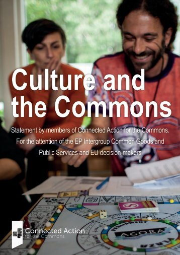 Culture and the Commons