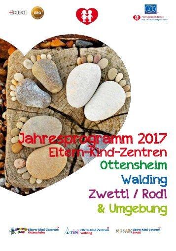 Jahresprogrammheft 2017 Bunter Floh Ekiz Ottensheim