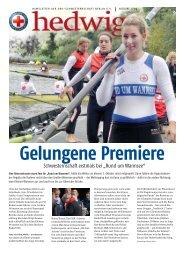 Ausgabe II.2009 - DRK-Schwesternschaft Berlin