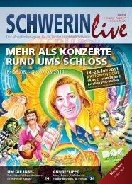 23. Juli 2011 AKTIONSWOCHE 19,95 - Schwerin Live