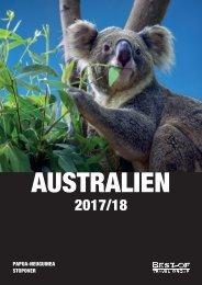 Reisekatalog Australien