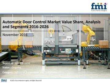 Automatic Door Control Market 2