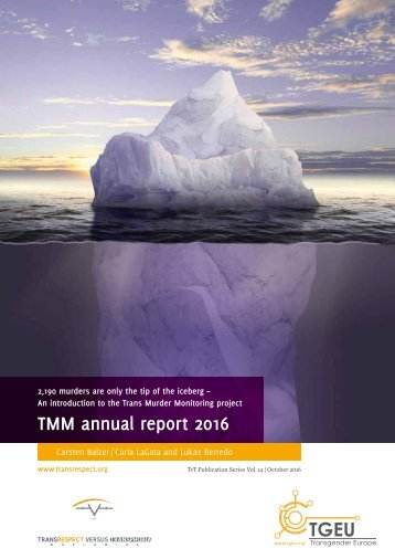 TMM annual report 2016