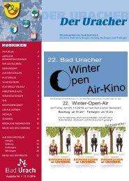 Der Uracher KW 46-2016