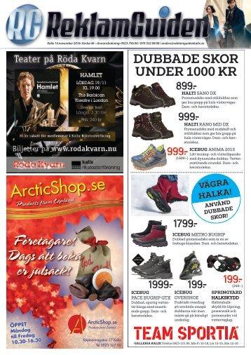 ReklamGuiden Kalix v46 -16 (14/11-20/11)