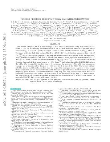 arXiv:1611.05052v1