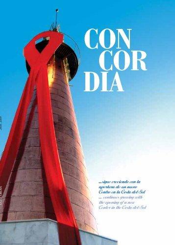 CONCORDIA MARBELLA 2008-2009 (more at www.concordiamarbella.com)