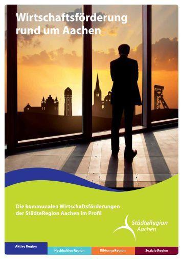Wirtschaftsförderung rund um Aachen
