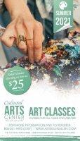 Classes Brochure - The Cultural Arts Center at Glen Allen