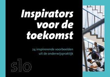 Inspirators voor de toekomst
