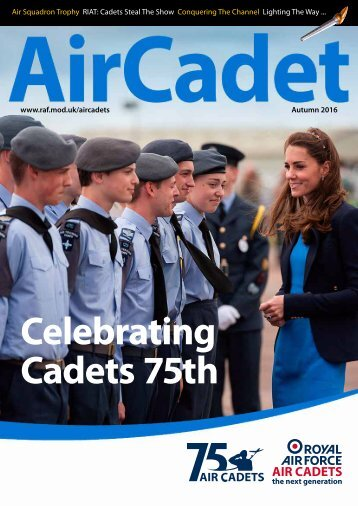 Celebrating Cadets 75th
