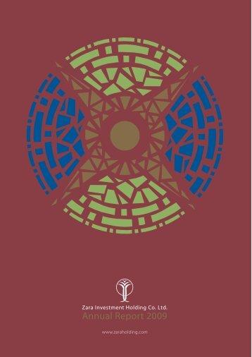 ZaraAnnual-Arabic2009