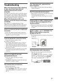Sony KDL-42W654A - KDL-42W654A Guida di riferimento Svedese - Page 3