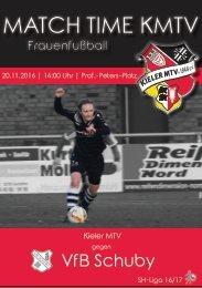 20.11.16 KMTV – VfB Schuby
