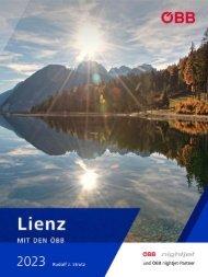 Lienz-Osttirol mit den ÖBB