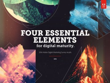FOUR ESSENTIAL ELEMENTS