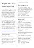 Philips 6000 series Téléviseur FHD ultra-plat avec Android™ - Mode d'emploi - HRV - Page 6