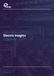 Electric Insights Quarterly