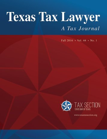 Texas Tax Lawyer